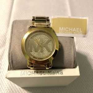 Women's Michael Kors watch. Brand new with tags